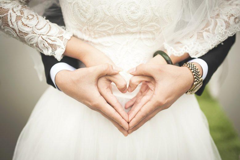 заставка для свадебного лендинга